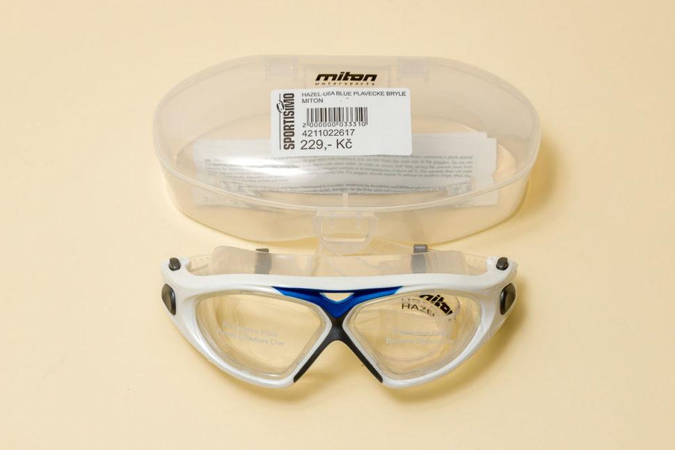 Plavecké brýle dospělácké